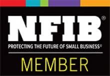 NFIB, badge, hill country insulation, TX