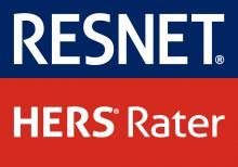 RESNET, HERS, Rater, logo
