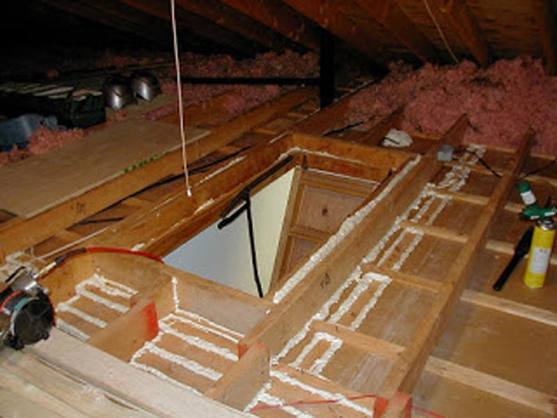 Air Sealing Hill Country Insulation Pflugerville Texas