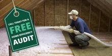fiberglass insulation in wall