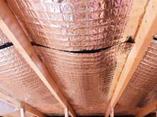 radiant barrier, air sealing, insulation, austin tx, hill country