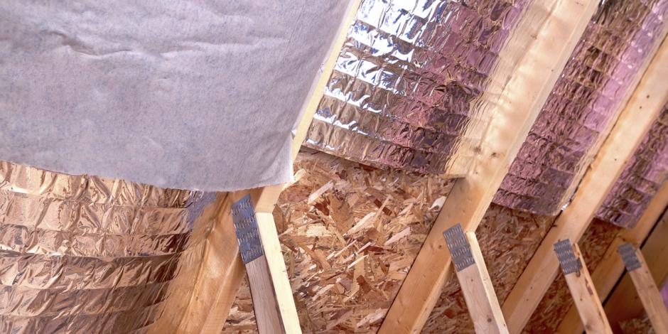Radiant barriers hill country insulation georgetown tx - Attic thermal insulation ...